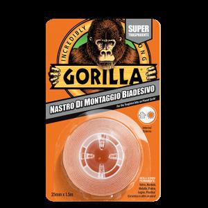 Gorilla nastro di montaggio