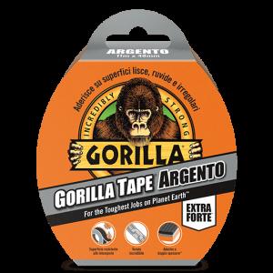 Nastro Argento Gorilla Tape - 11m